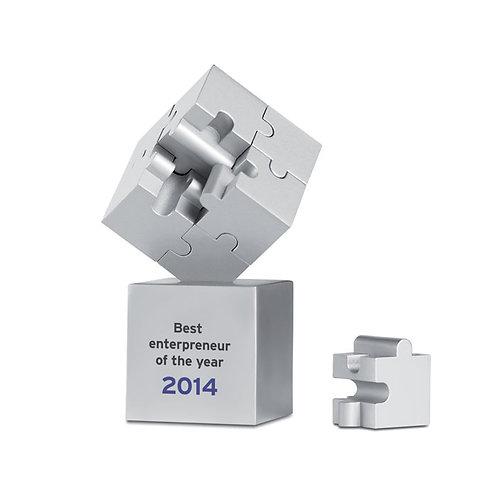 Magnetisches 3D-Puzzle aus Metal