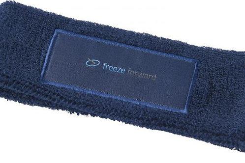 Roger Fitness Stirnband aus Baumwolle