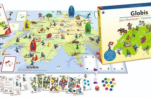 GlobiJass Abenteuer- spielerische Entdeckung der Schweiz