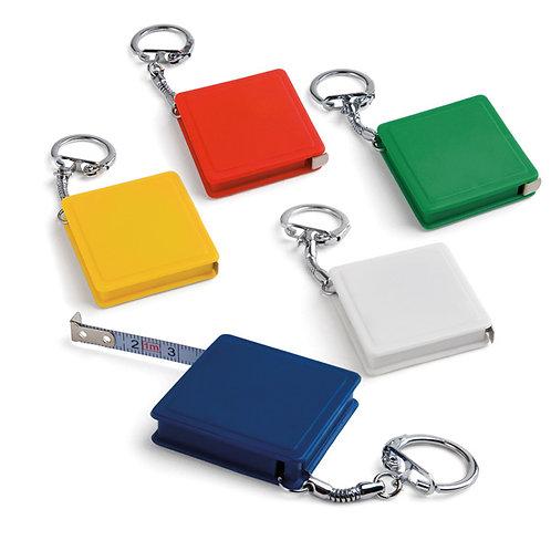 Schlüsselanhänger mit einem 1m Massband