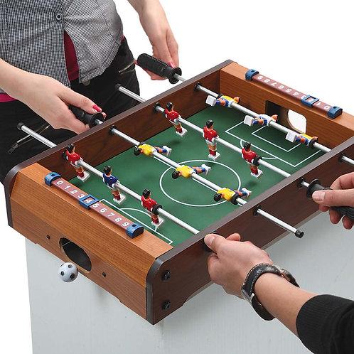 """Tischkicker """"Mini Soccer"""", braun"""