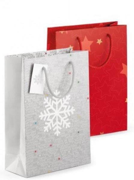Tasche aus Bilderdruckpapier