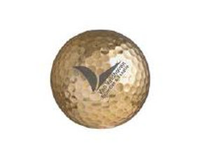 Luxus Golfball