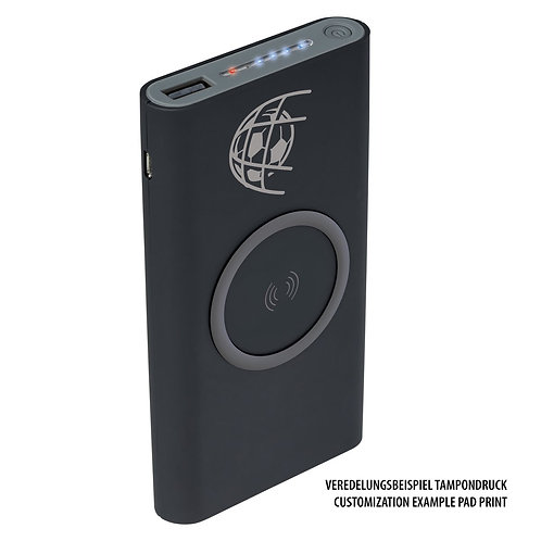 Wireless Powerbank 8000mAh, 52268