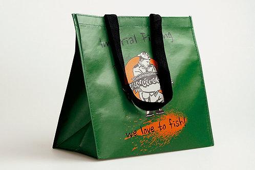 Tasche aus recylten PET Flaschen