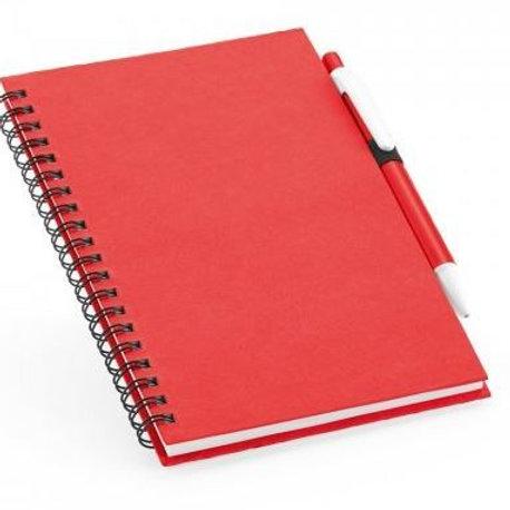 ROTHFUSS. B6 Umweltfreundlichers Notizbuch