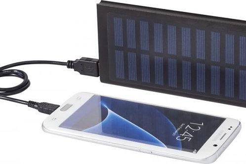8000 mAh Solar Powerbank