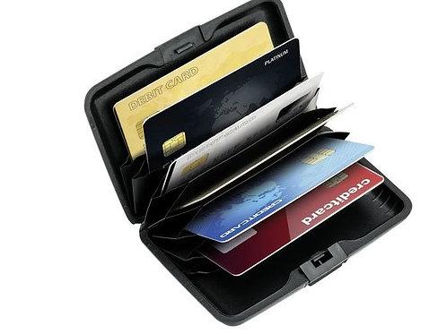 Kartenetui mit RFID Ausleseschutz