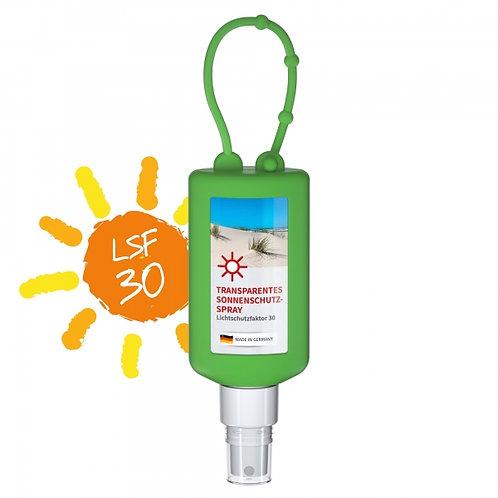 Transparentes Sonnenschutz Spray LSF 30