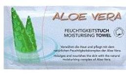 Erfrischtungstuch aus Aloe Vera