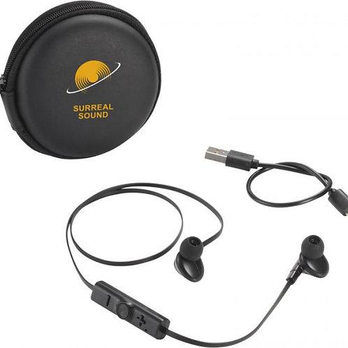 Sonic Bluetooth® Ohrhörer mit Tragehülle