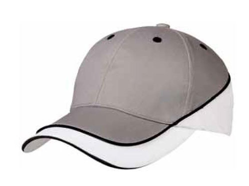 Microfaser/Baumwoll Sportcaps