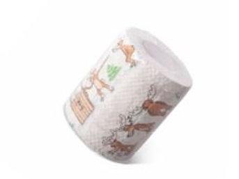 Toilettenpapier mit Ihrem Design