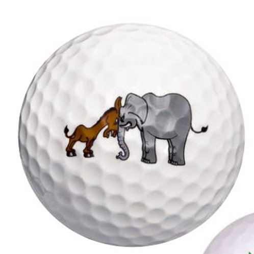 15er Pack Golfbälle