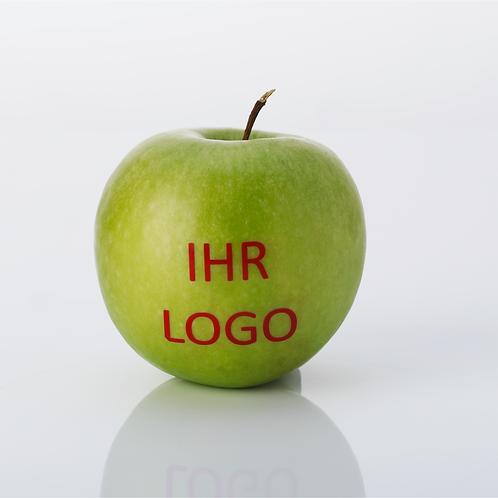 Bedruckte Früchte mit Logo (Kein Laser)