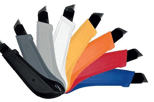 Qualitäts-Cuttermesser mit 18 mm SK2 Hochleistungs-Abbrechklinge