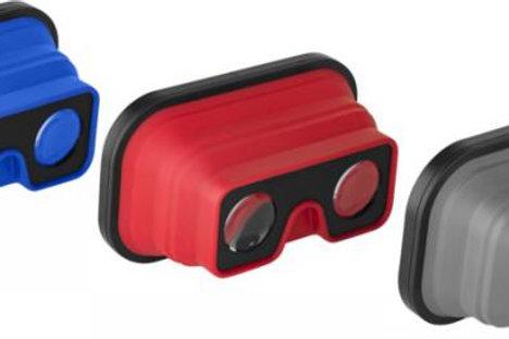 Sil-val faltbare Silikon Virtual Reality Brille