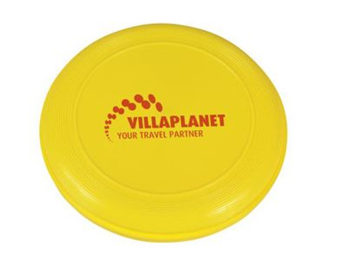 Frisbee aus Plastik Ø 21cm