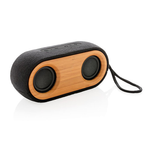 Bamboo X Doppel Lautsprecher