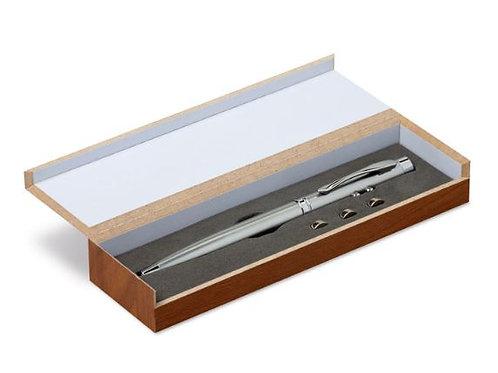 Multifunktionskugelschreiber mit Laserpointer