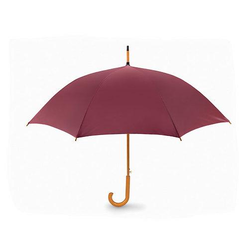 23 inch Regenschirm aus 190T Polyester.