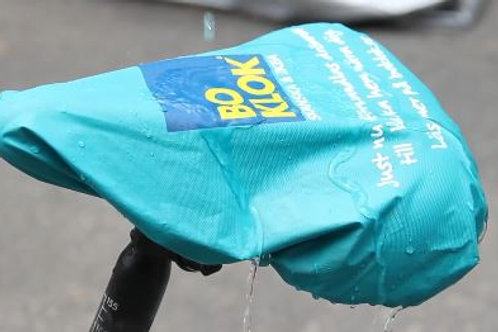 Schutz für Fahrradsattel