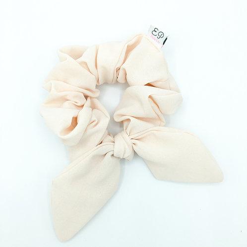 Ivory Scrunchie - Large