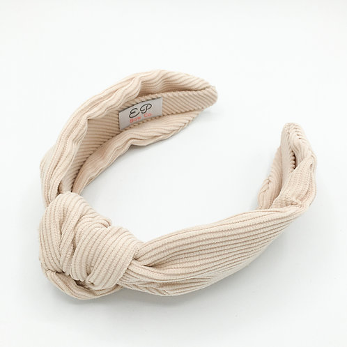 Everyday Easy Hairband - Vanilla