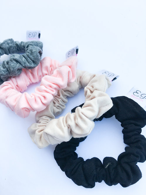 Small but Mighty Mini Scrunchies