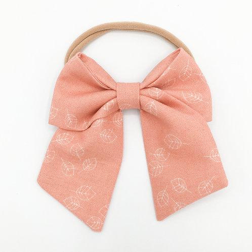 Rosie Leaf Sailor Bow