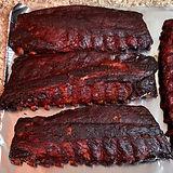 BBQ Rack of Ribs
