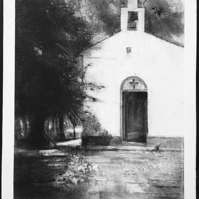 """1er premio XX Certamen de Pintura """"Ermita de San Bartolomé"""" Piedrabuena (Ciudad Real)."""