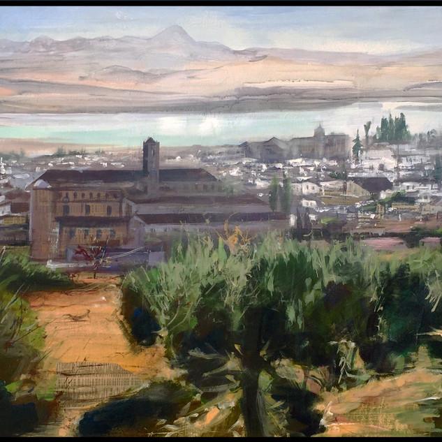 3er premio en el X Concurso de Pintura Villa de Bornos (Cádiz).