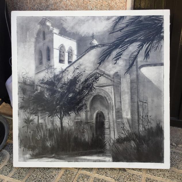 """Premiado VI Concurso de Dibujo  """"Cerezo Moreno"""" Villargordo (Jaén)."""