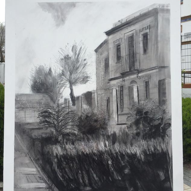 1er Premio IX Certamen de Pintura Día de Andalucía en Sanlucar la Mayor