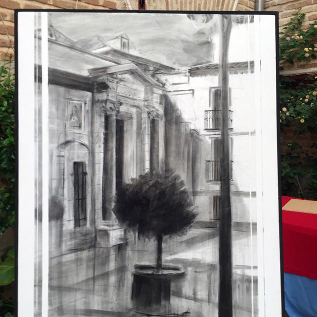 1er premio I Certamen de Pintura Ciudad de Écija.