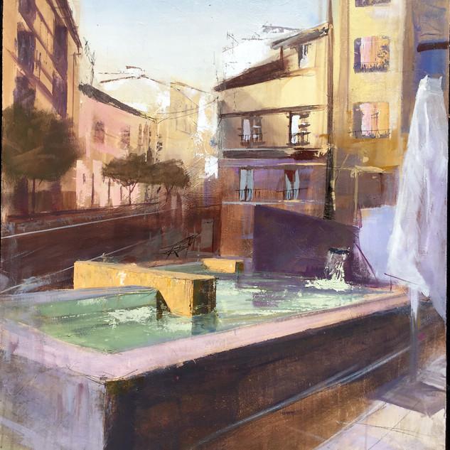 1er premio en Concurso de Pintura «Annette Deletaille» en Coín (Málaga).