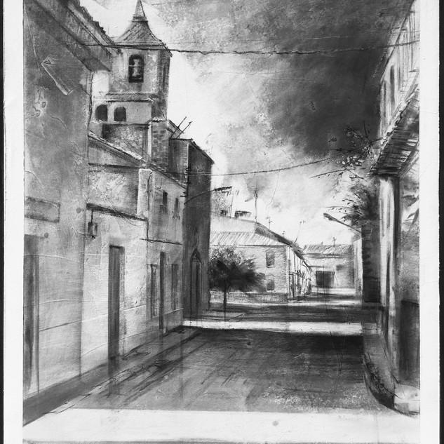 Premio adquisición XII Certamen de Pintura Desposorios de Membrilla (Ciudad Real).