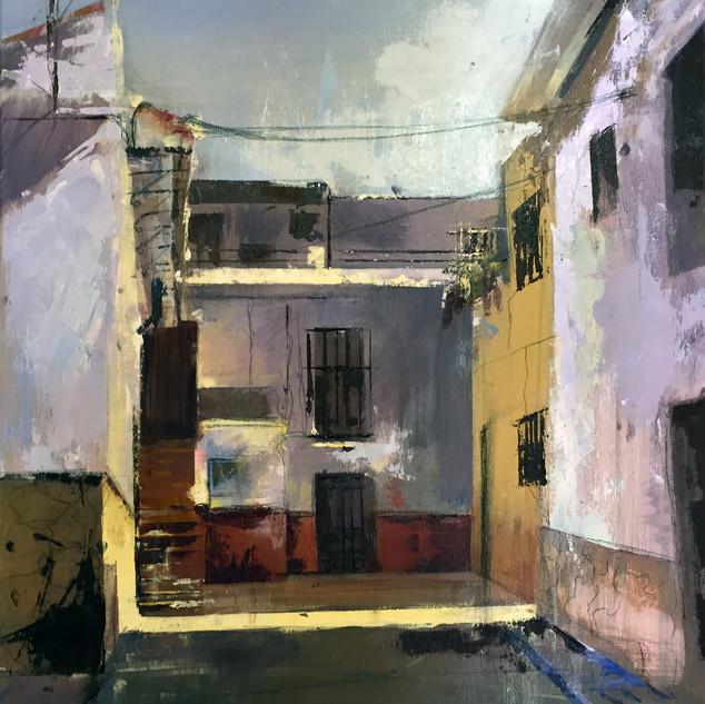 1er premio en XXVII Concurso de Pintura «Juan Jurado Lorca» de Vélez-Málaga.