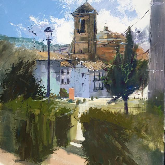 2do Premio concurso de pintura de Montefrio (Granada)