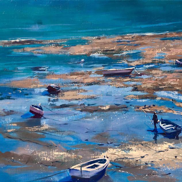 3er premio Concurso de Pintura 'Cádiz en primavera'.