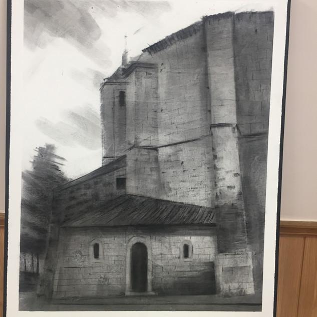 Premio adquisición en el III Concurso Nacional de Pintura Villarrubia de los Ojos (Ciudad Real).