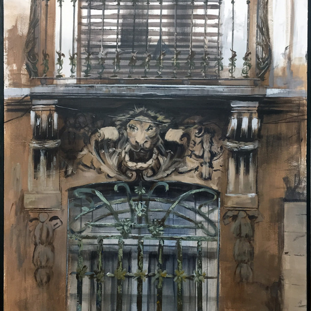 Premio adquisición XXIII Concurso Nacional de pintura Casas Ibáñez (Albacete).