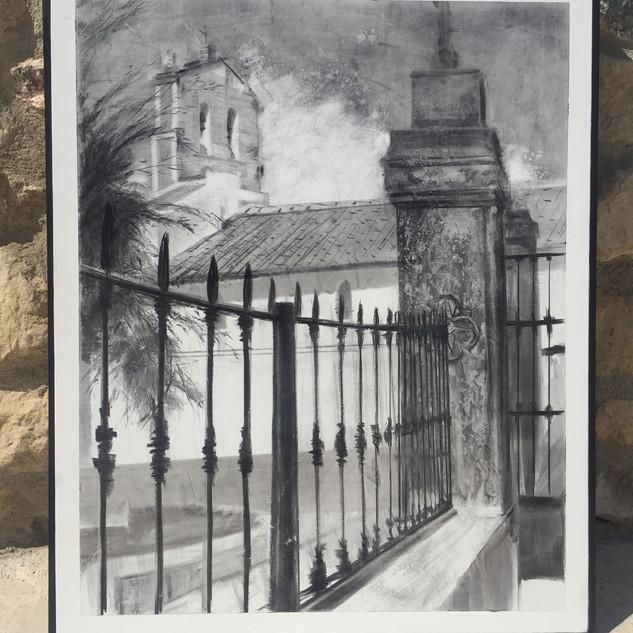 1er premio Concurso de pintura de Monturque (Córdoba)
