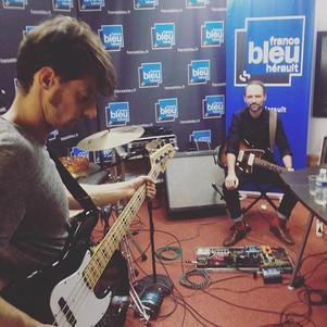 Enregistrement pour France Bleu #poussin