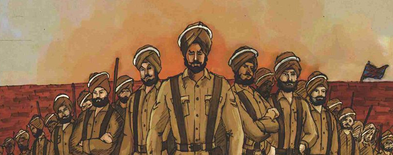 Battle of Saragarhi  || 21 Sikh Soldiers vs 10,000 Afghan Soldiers