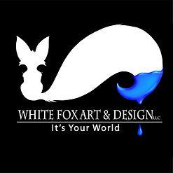 WhiteFoxArtandDesigLogo