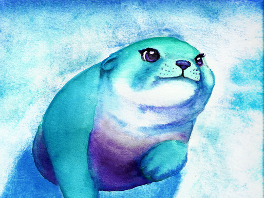 Icy Otter