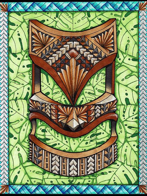 Tikki Original Art