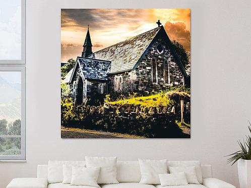 Derrycunnihy Church, Killarney